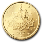 Евроцент Италия50а