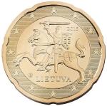 Евроцент Литва20а
