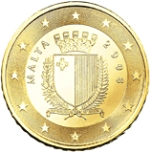 Евроцент Мальты50а