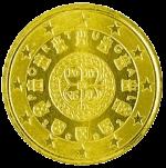 Евроцент Португалия50а
