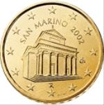 Евроцент Сан Марино10а