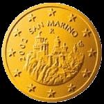 Евроцент Сан Марино50а