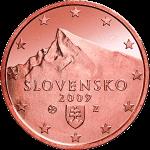 Евроцент Словакия1а