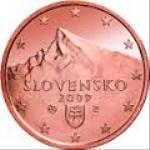 Евроцент Словакия5а