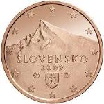 Евроцент Словакия50а