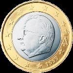 Евро Бельгия1а