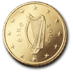 Евро Ирландия1а