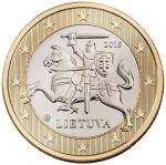 Евро Литва1а
