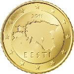 Евро Эстония1а