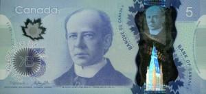 Канадский доллар5р