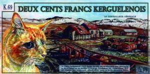 Кергеленский франк 200а