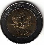 Кина монета 2а
