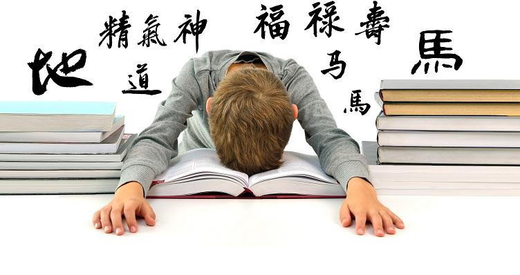 Китайский язык - проблема для иностранных студентов