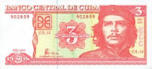 Кубинское песо3а