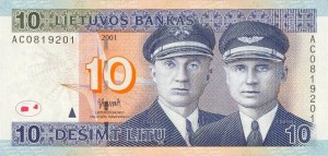 Литовский лит10а