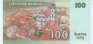 Литовский лит100р