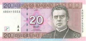 Литовский лит20а