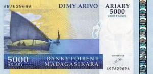 Малагасийский ариар5000а