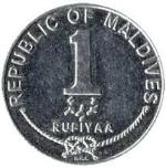 Мальдивская руфия 1а