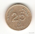 Мальдивский лари25а