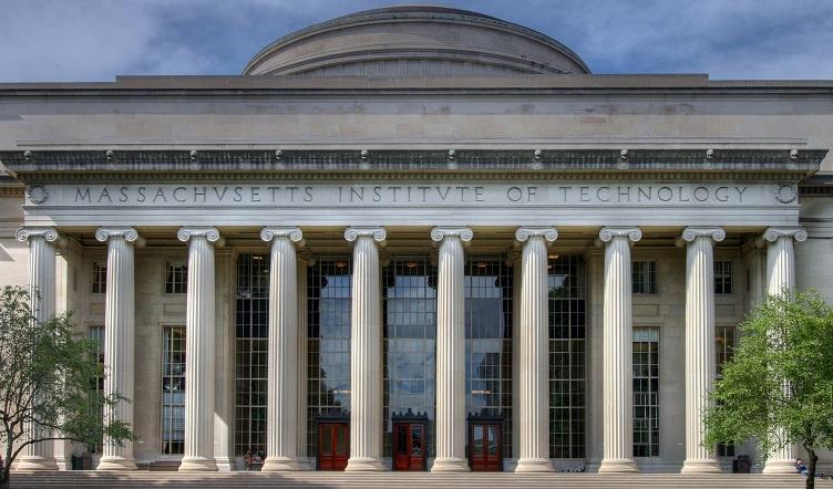 Массачусетский технологический институт - 2 позиция