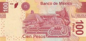 Мексиканское песо100р