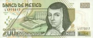 Мексиканское песо200р