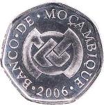 Мозамбикский метикал 1р
