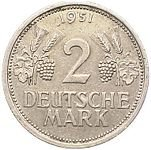 Немецкая марка марка 2a