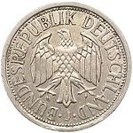 Немецкая марка марка 2p