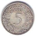 Немецкая марка марка 5a