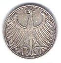 Немецкая марка марка 5p