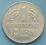 Немецкая марка пфенинг марка 1а