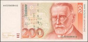 Немецкая марка200а