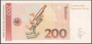 Немецкая марка200р