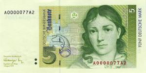 Немецкая марка5а