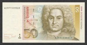 Немецкая марка50а