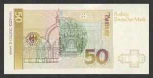Немецкая марка50р