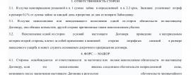 Образец договора займа от учредителя организации (ООО)_001