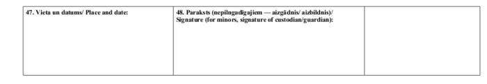 Образец заявления на шенгенскую визу_006
