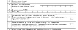Образец заявления о смене директора _001