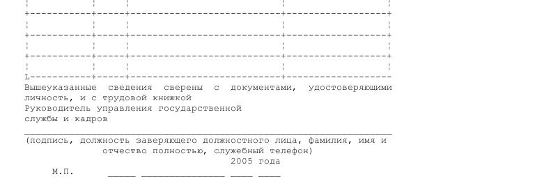 Образец справки на получение дипломатического, служебного паспорта _002