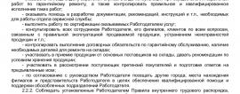 Образец трудового договора с техническим директором_001