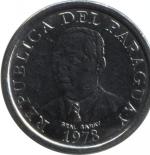Парагвайский гуарани 10р
