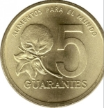 Парагвайский гуарани 5а
