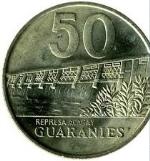 Парагвайский гуарани 50а