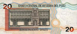 Перуанский соль20р