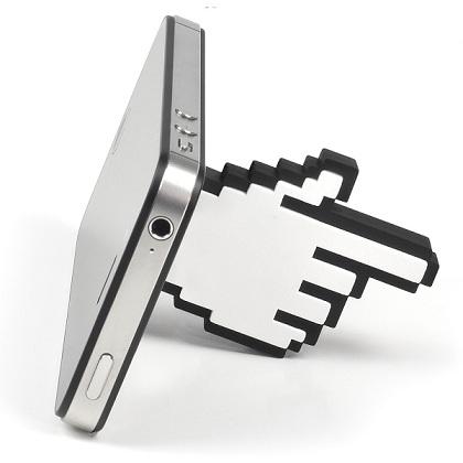 Подставка-указатель стрелки мышки с рукой