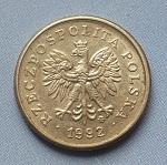 Польский грош10р