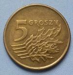 Польский грош5а